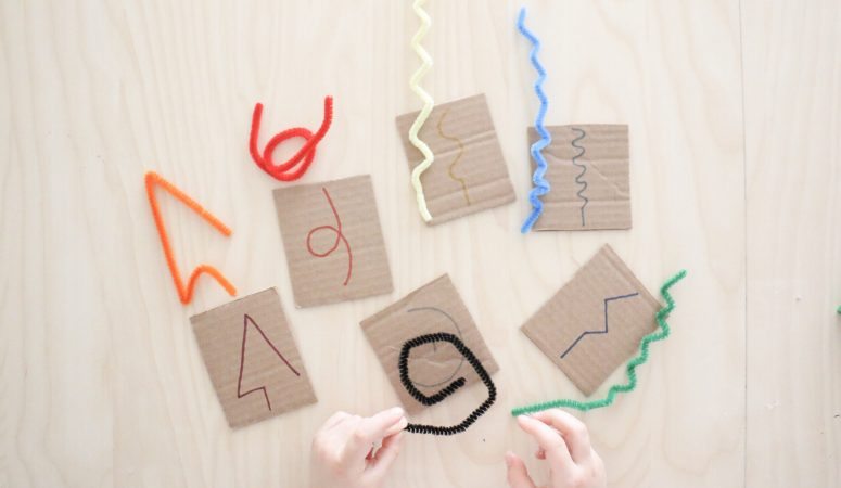 Pipecleaner Designs Activity