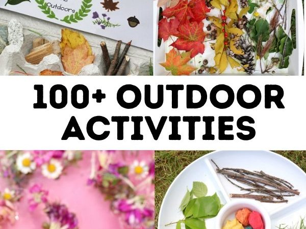 100+ Outdoor Activities