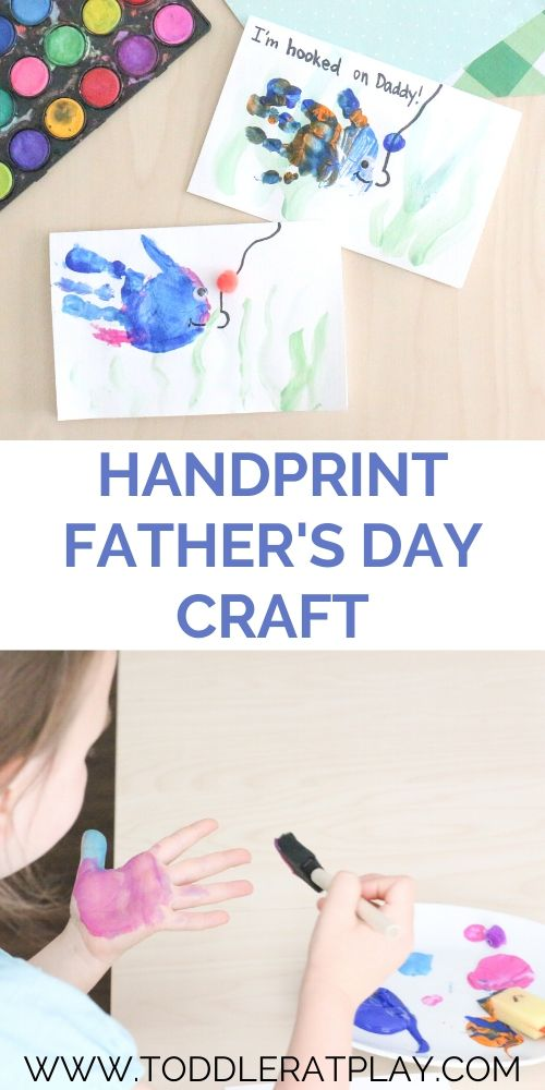 handprint fathers day card- toddler at play (2)