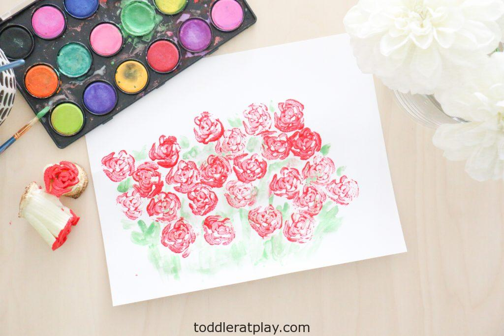 celery stamped rose craft- toddler at play (4)