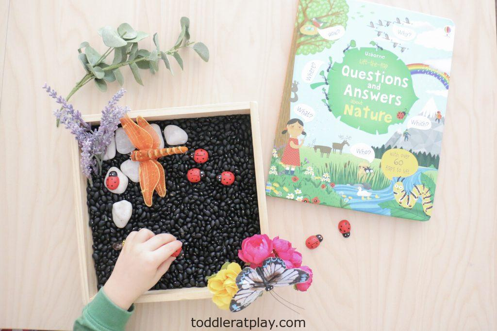 insect sensory bin- toddler at play (4)