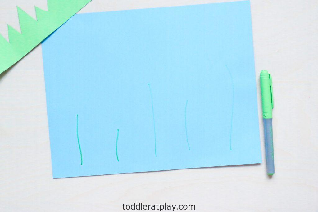 button flower craft- toddler at play (8)