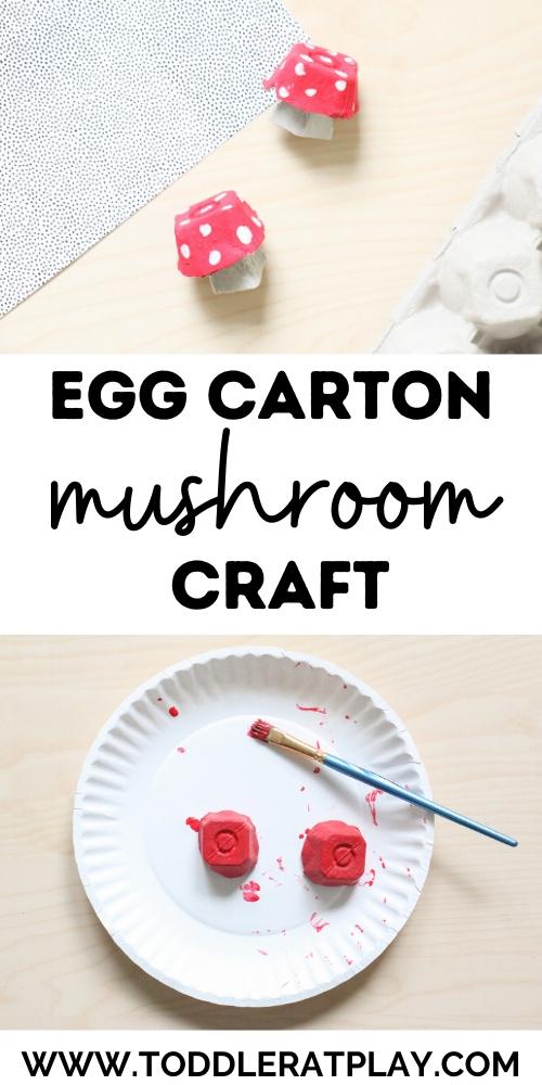 egg carton mushroom craft- toddler at play (3)