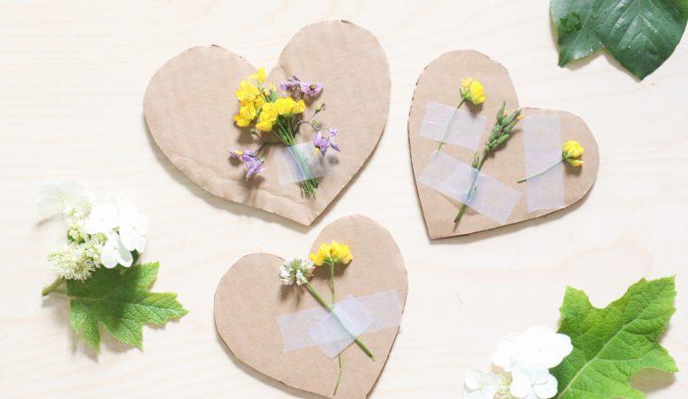 Nature Heart Craft