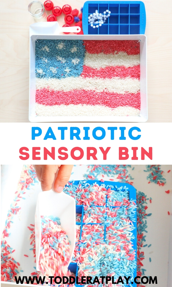 patriotic sensory bin- toddler at play (1)