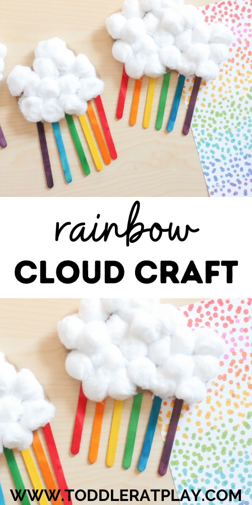 rainbow cloud craft- toddler at play (1)
