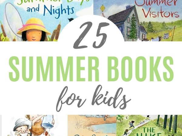 25 Summer Books for Kids