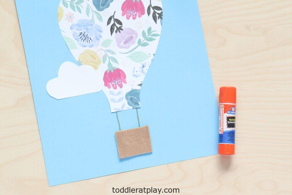 hot air balloon craft - toddler at play (3)