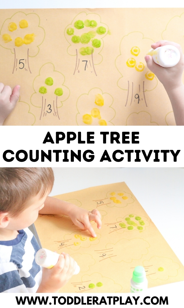 apple tree counting activity - toddler at play (3)