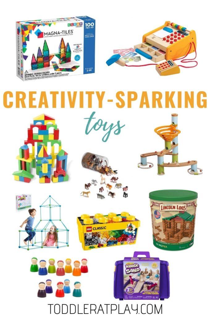 creativity sparking toys
