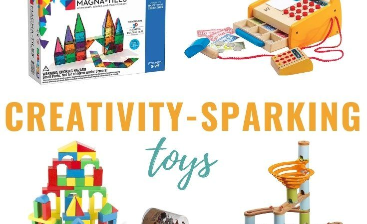 Creativity-sparking Toys – Gift Guide