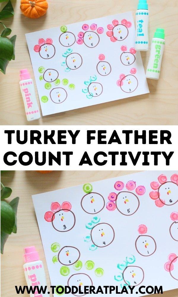 turkey count