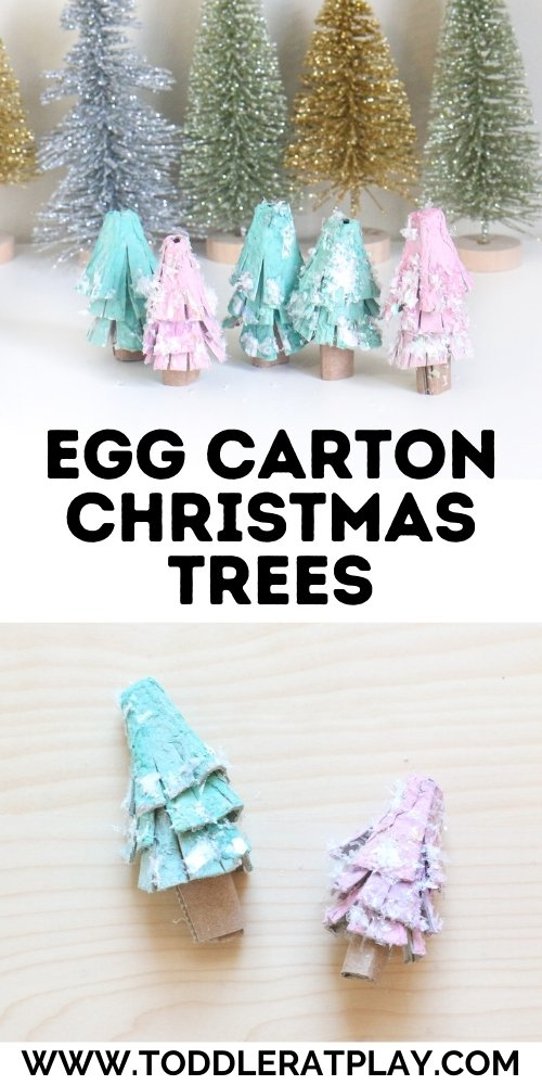 egg carton christmas trees- toddler at play (2)