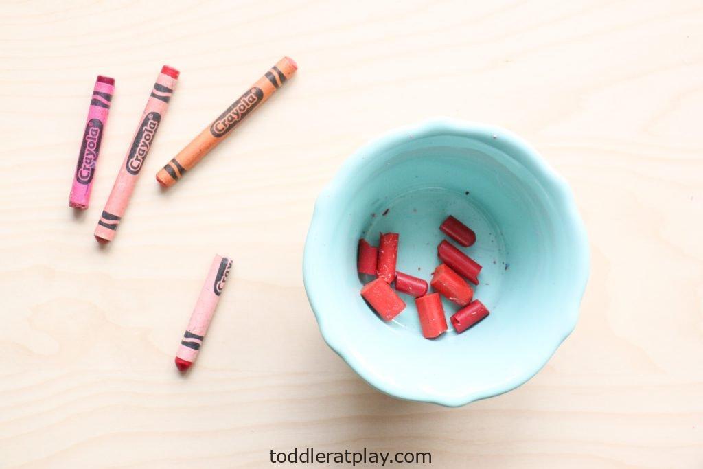 melted crayon hearts - toddler at play (2)
