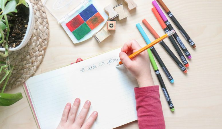 Teaching Preschoolers To Write: 5 Effective Methods